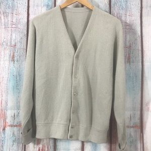 Other - 💎 Button-Down Cardigan Pale Seafoam Green M